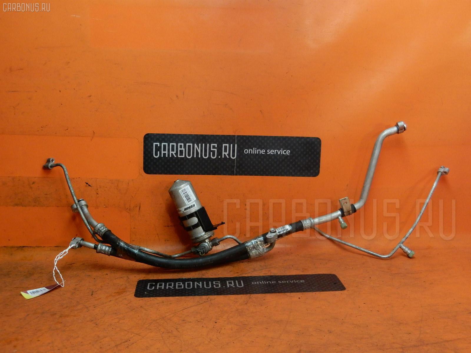 Шланг кондиционера HONDA HR-V GH3 D16A. Фото 3