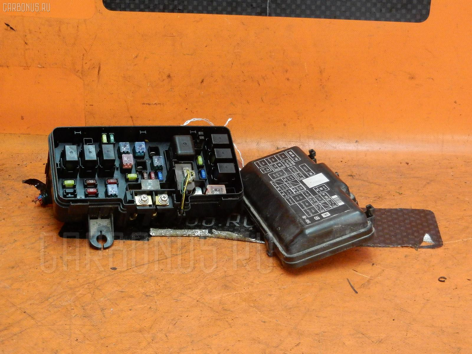 Блок предохранителей HONDA HR-V GH3 Фото 1