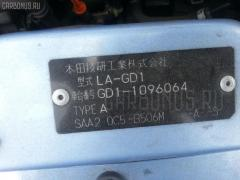 Переключатель поворотов Honda Fit GD1 Фото 4