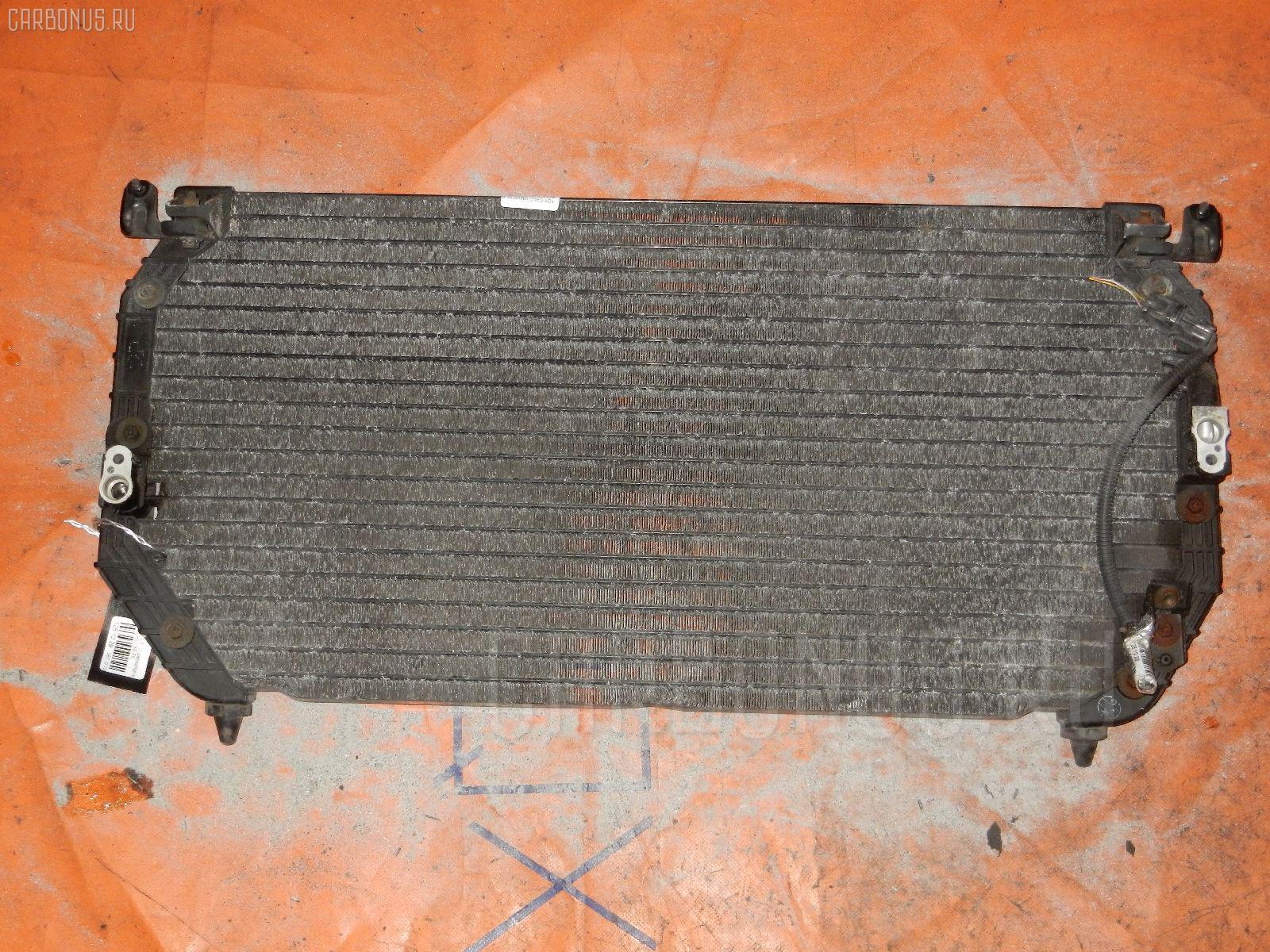 Радиатор кондиционера TOYOTA CALDINA ST195G 3S-FE. Фото 6