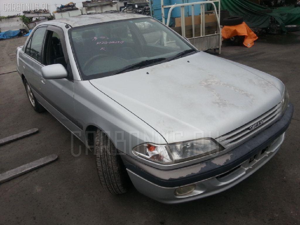 Радиатор ДВС TOYOTA CARINA AT212 5A-FE Фото 5