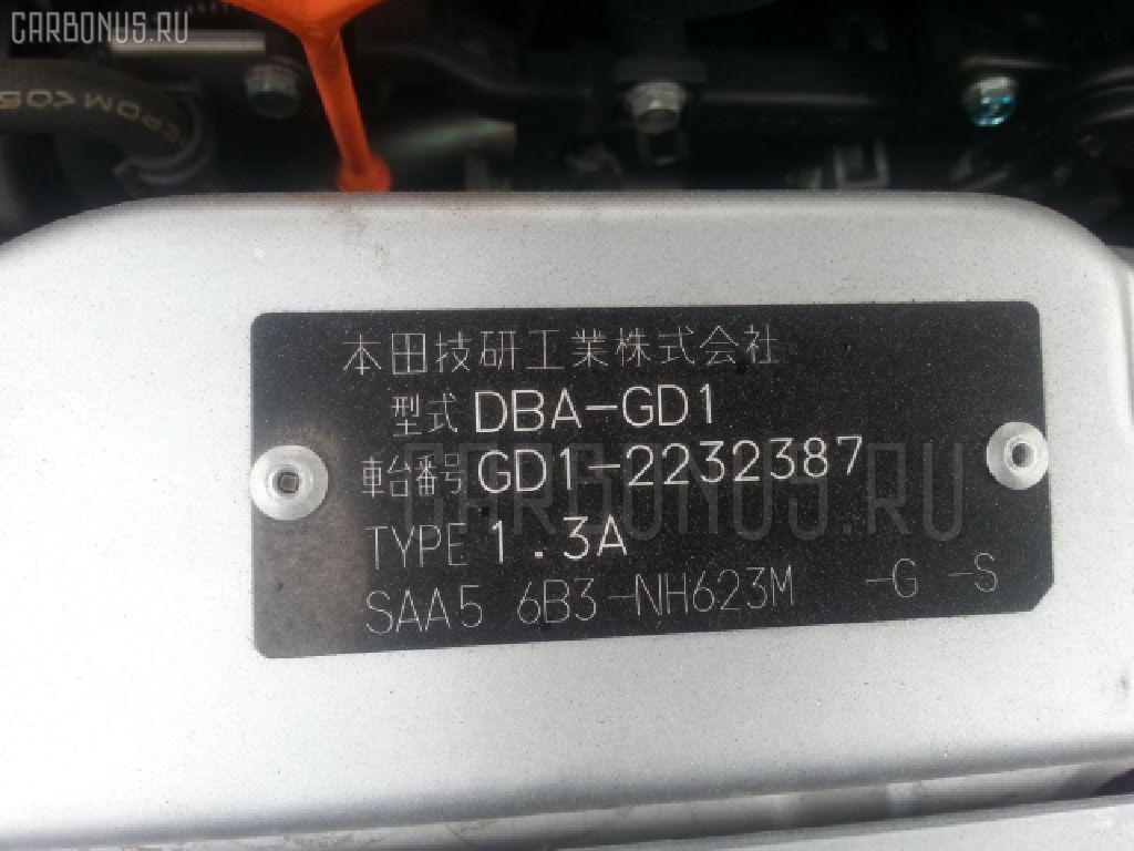 Мотор привода дворников HONDA FIT GD1 Фото 2