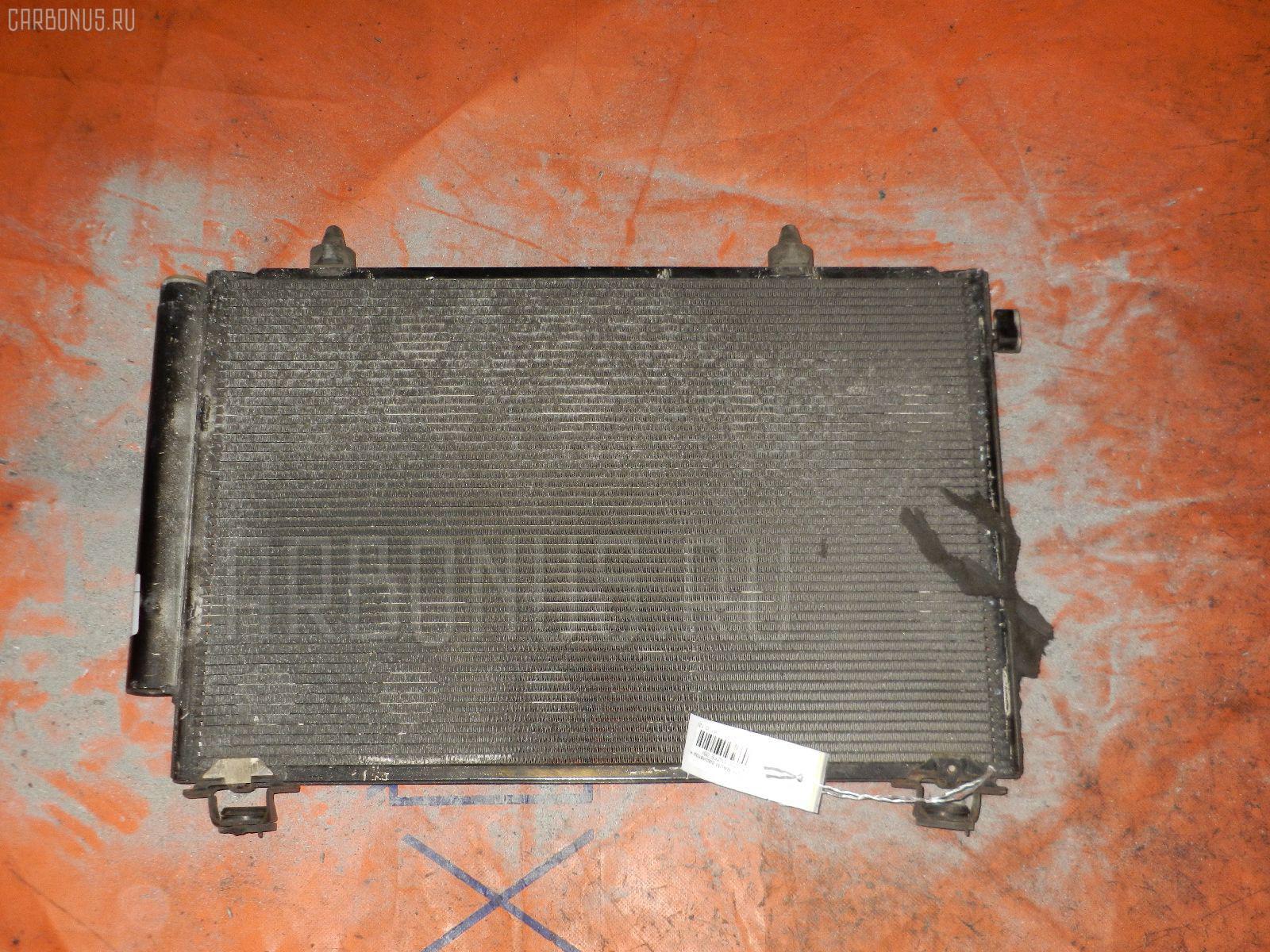 Радиатор кондиционера TOYOTA IST NCP61 1NZ-FE. Фото 8