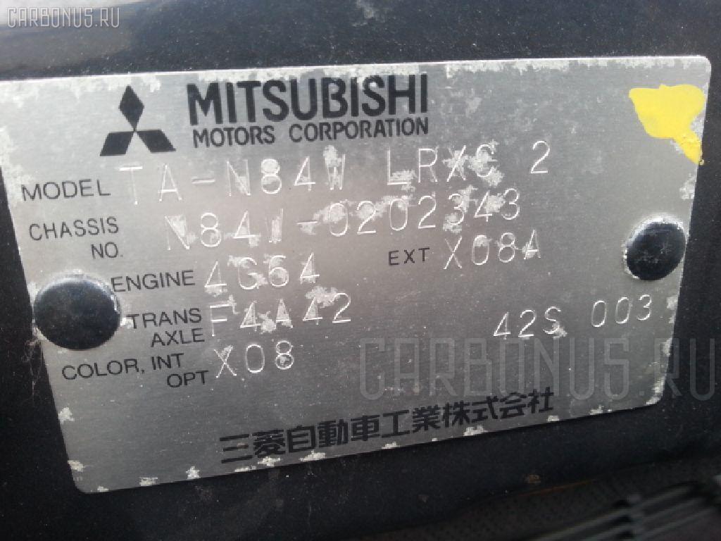 Балка подвески MITSUBISHI CHARIOT GRANDIS N84W 4G64 Фото 2