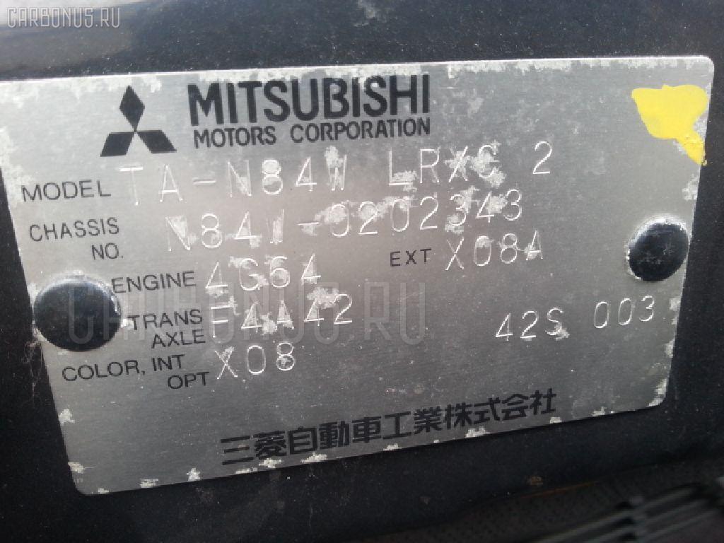 Бачок для тормозной жидкости MITSUBISHI CHARIOT GRANDIS N84W 4G64 Фото 2