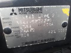 Накладка на крыло Mitsubishi Chariot grandis N84W Фото 2