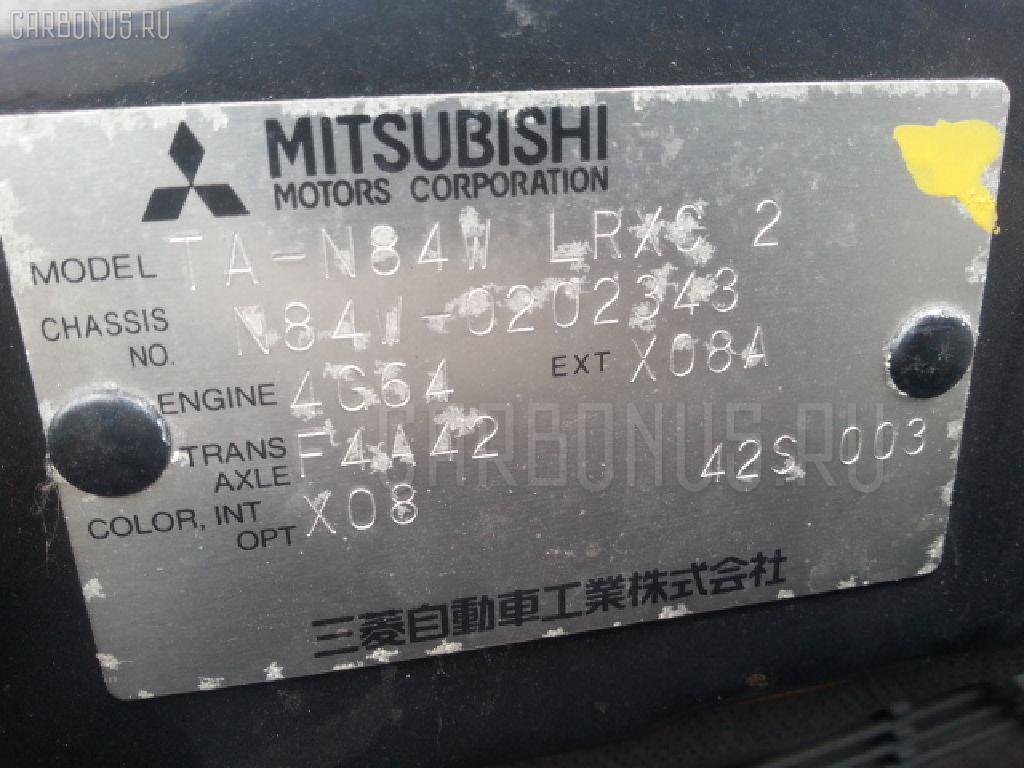 Решетка под лобовое стекло MITSUBISHI CHARIOT GRANDIS N84W Фото 2