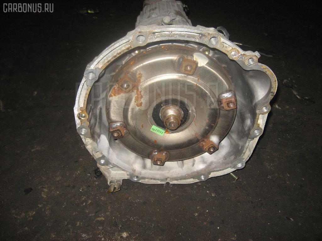 КПП автоматическая TOYOTA MARK II BLIT JZX110W 1JZ-FSE. Фото 6