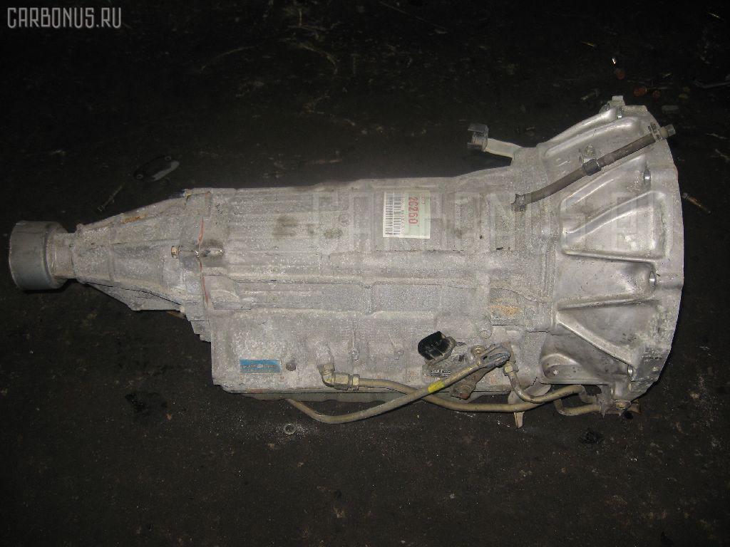 КПП автоматическая TOYOTA MARK II BLIT JZX110W 1JZ-FSE. Фото 7