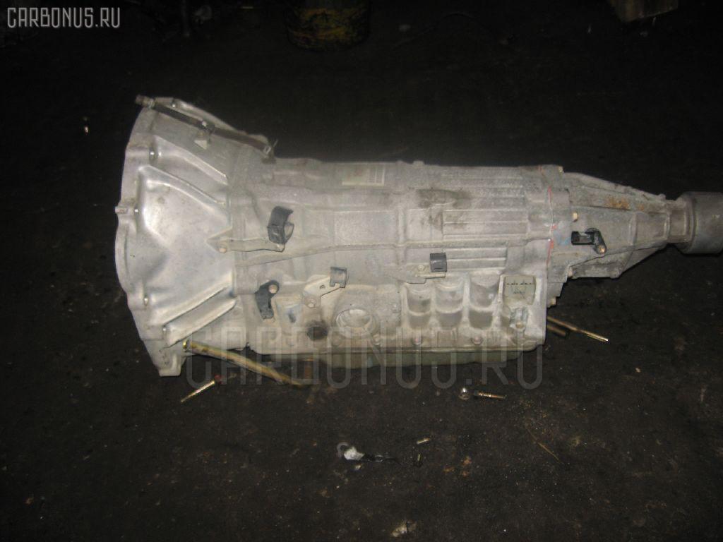 КПП автоматическая TOYOTA MARK II BLIT JZX110W 1JZ-FSE. Фото 8