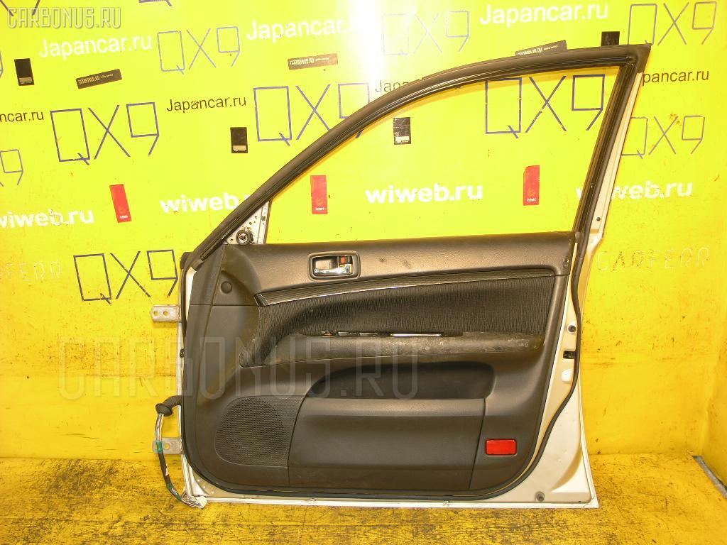 Дверь боковая TOYOTA MARK II BLIT JZX110W. Фото 4