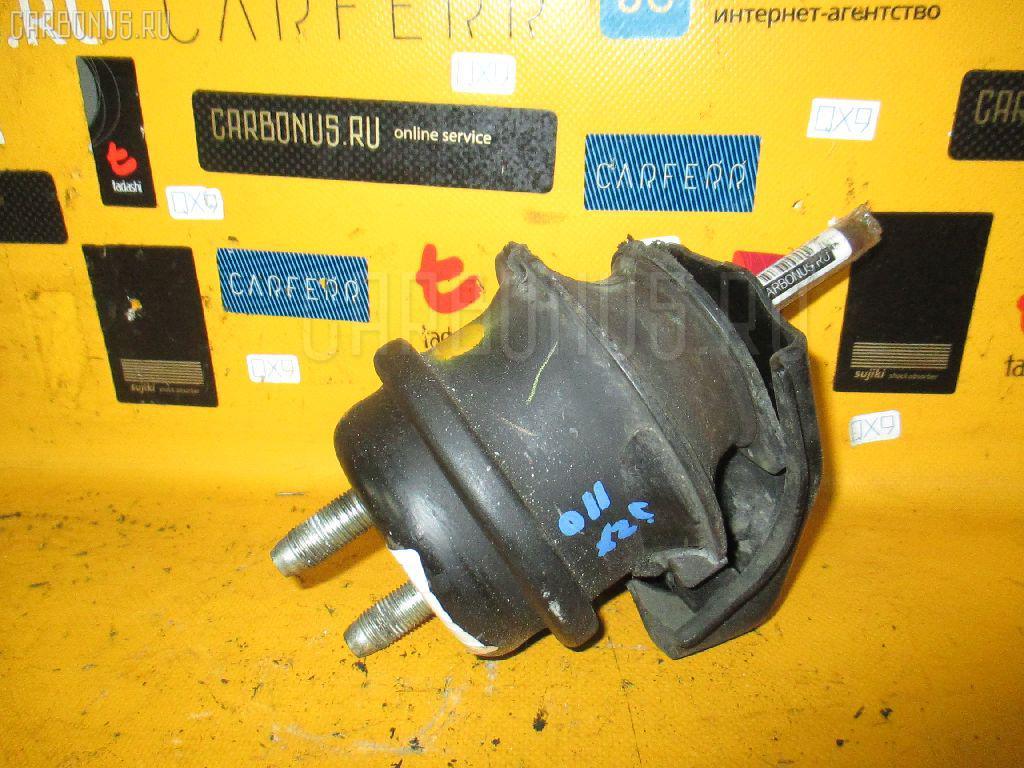 Подушка двигателя TOYOTA MARK II BLIT JZX110W 1JZ-FSE. Фото 5