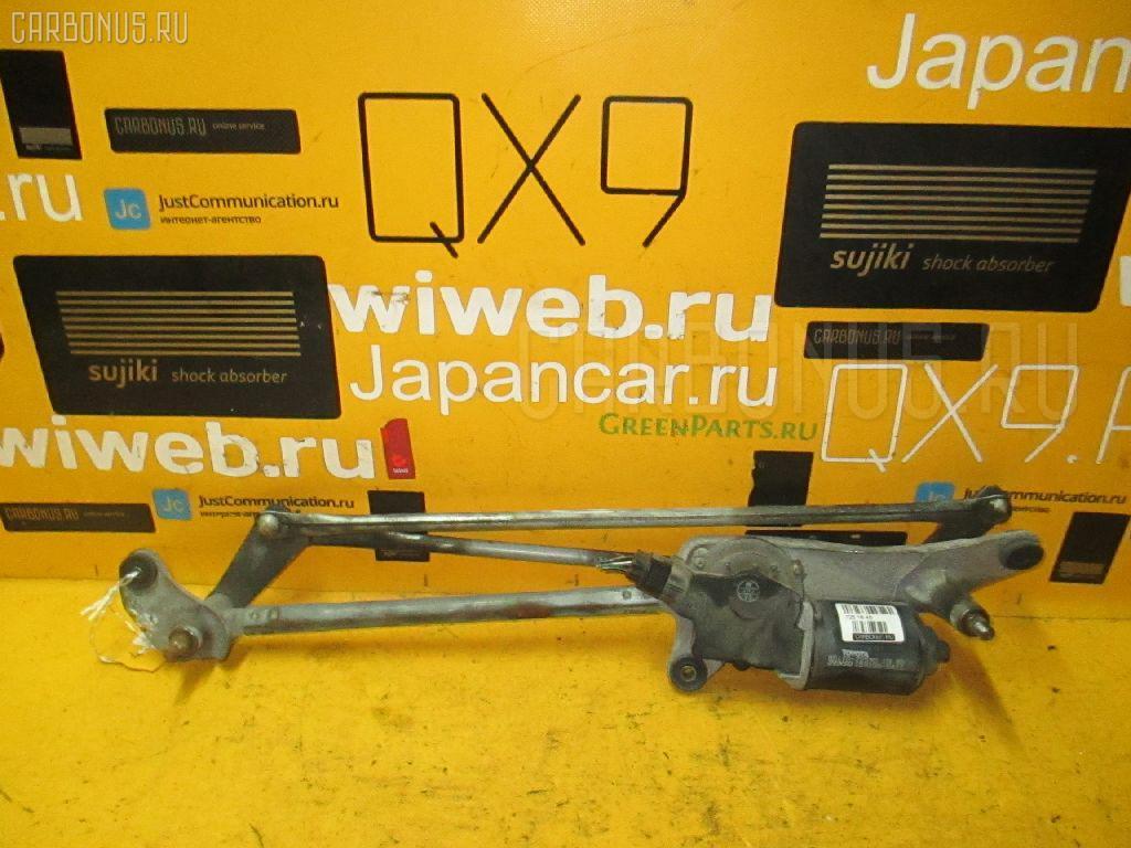 Мотор привода дворников TOYOTA MARK II BLIT JZX110W Фото 1