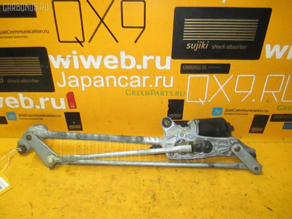 Мотор привода дворников TOYOTA MARK II BLIT JZX110W Фото 2