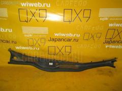 Решетка под лобовое стекло TOYOTA MARK II BLIT JZX110W Фото 1