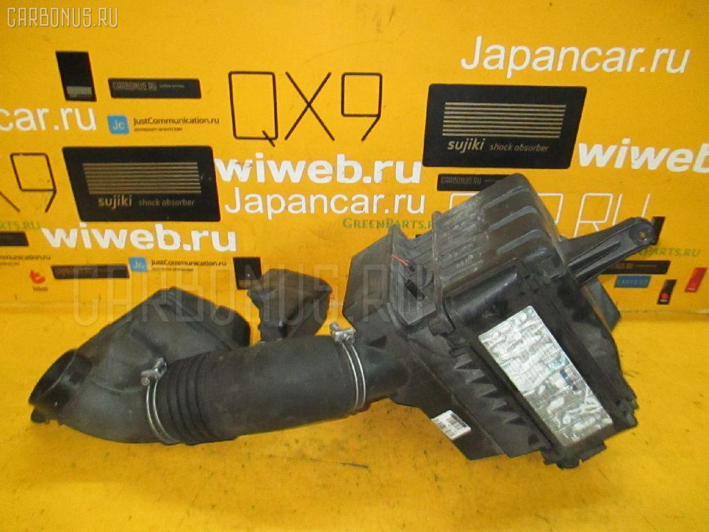 Корпус воздушного фильтра TOYOTA CRESTA JZX90 1JZ-GE. Фото 2