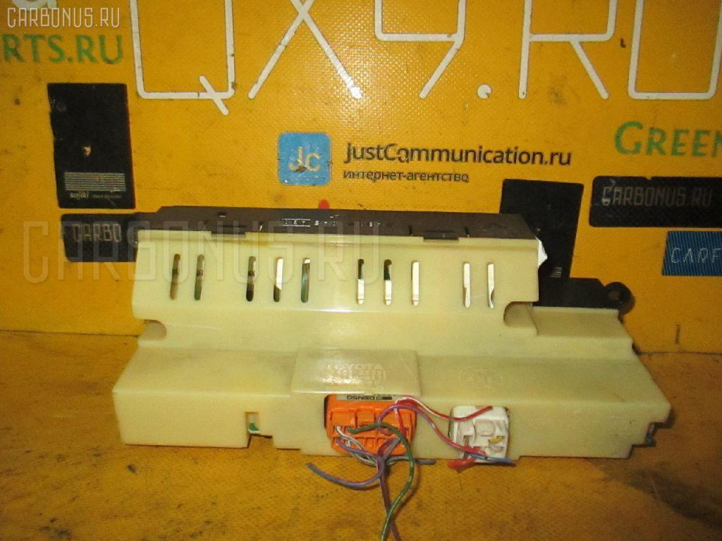 Блок управления климатконтроля TOYOTA CRESTA JZX90 1JZ-GE. Фото 8