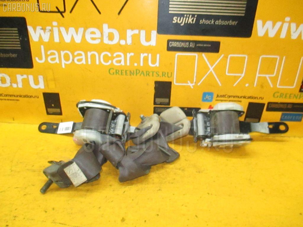 Ремень безопасности TOYOTA CRESTA JZX90 1JZ-GE. Фото 2