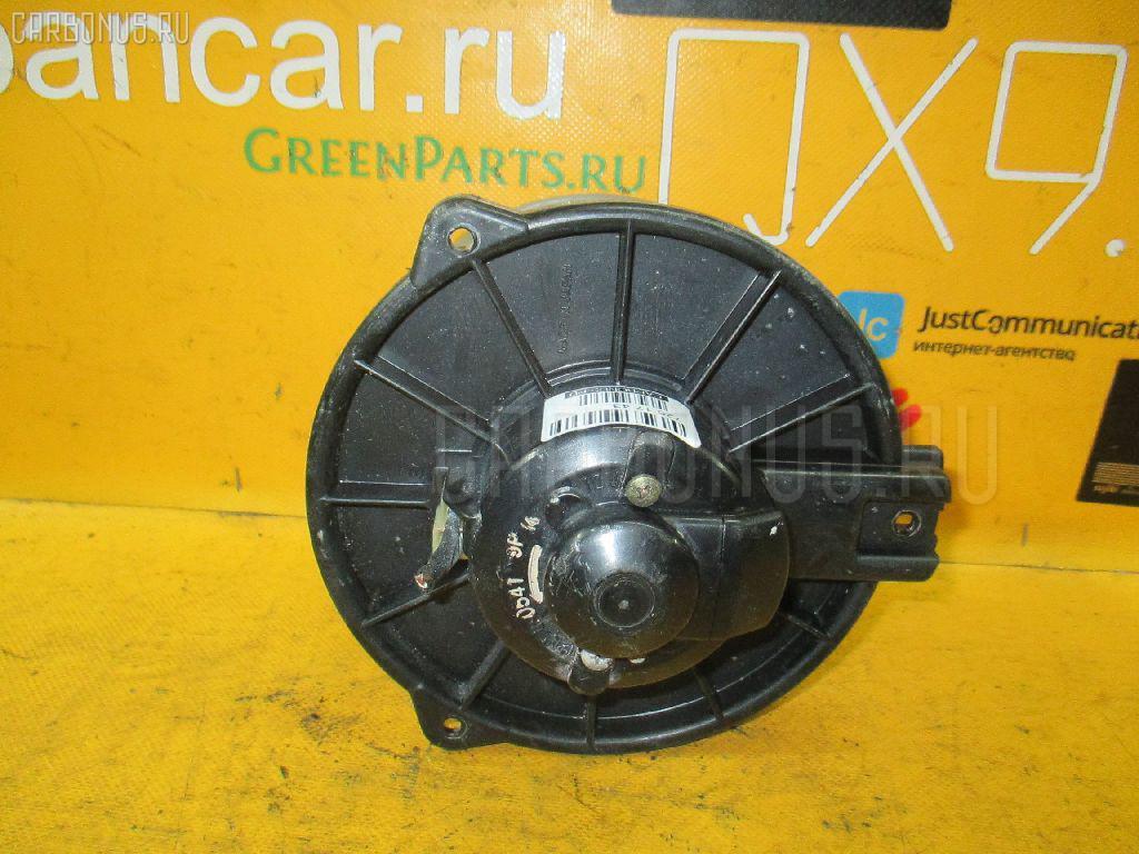 Мотор печки TOYOTA CRESTA JZX90. Фото 3