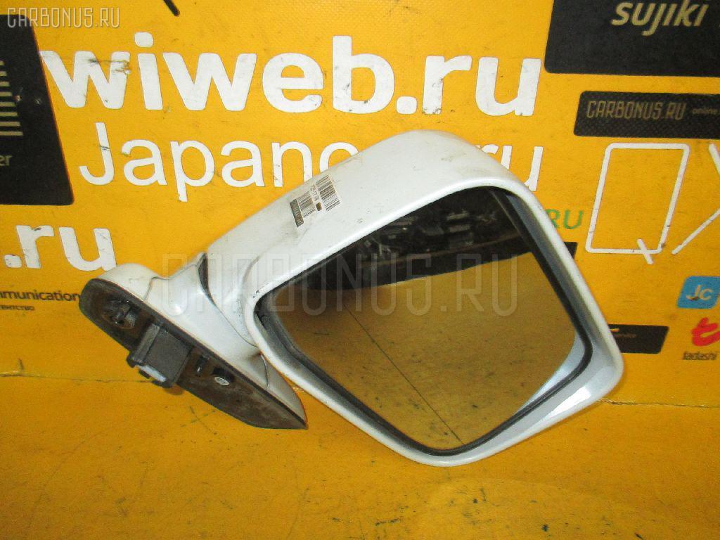 Зеркало двери боковой MITSUBISHI CHARIOT GRANDIS N84W. Фото 8