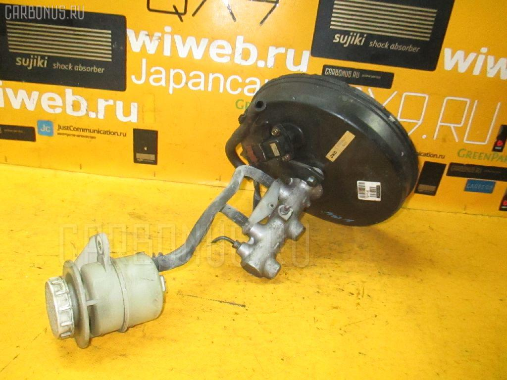 Главный тормозной цилиндр MITSUBISHI CHARIOT GRANDIS N84W 4G64. Фото 9
