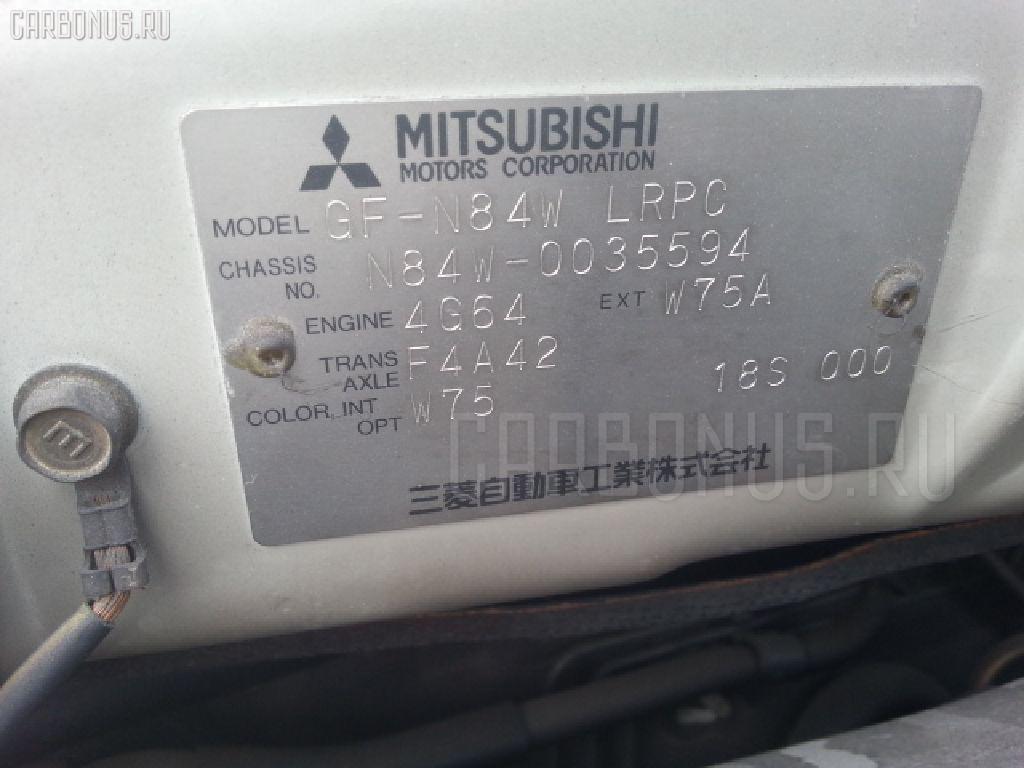 Ремень безопасности MITSUBISHI CHARIOT GRANDIS N84W 4G64 Фото 3