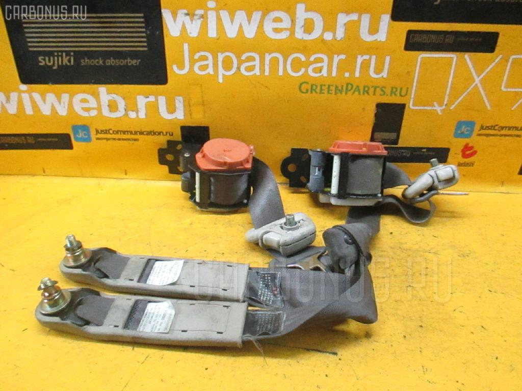 Ремень безопасности MITSUBISHI CHARIOT GRANDIS N84W 4G64 Фото 2