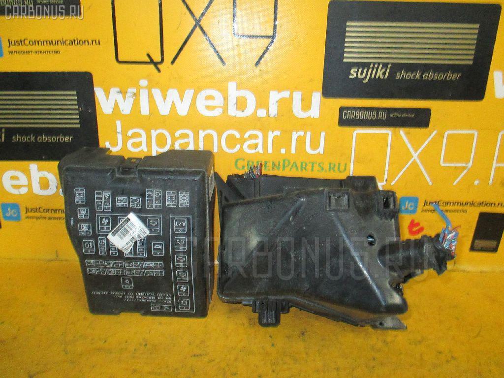 Блок предохранителей MITSUBISHI CHARIOT GRANDIS N84W 4G64. Фото 4