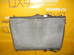 Радиатор ДВС HONDA LEGEND KA9 C35A Фото 1