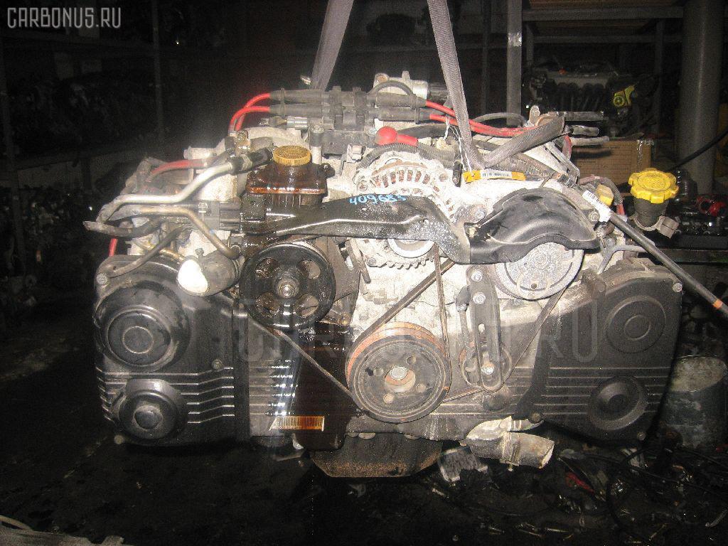 Двигатель SUBARU FORESTER SF9 EJ254. Фото 9