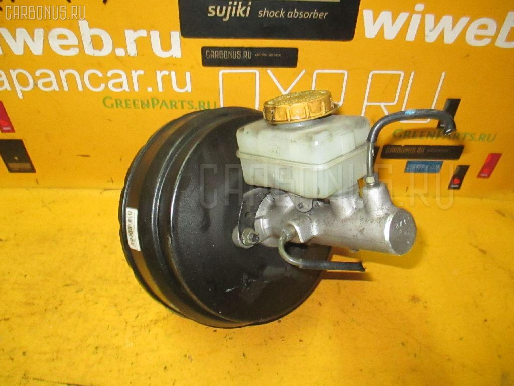 Главный тормозной цилиндр SUBARU FORESTER SF9 EJ25. Фото 7