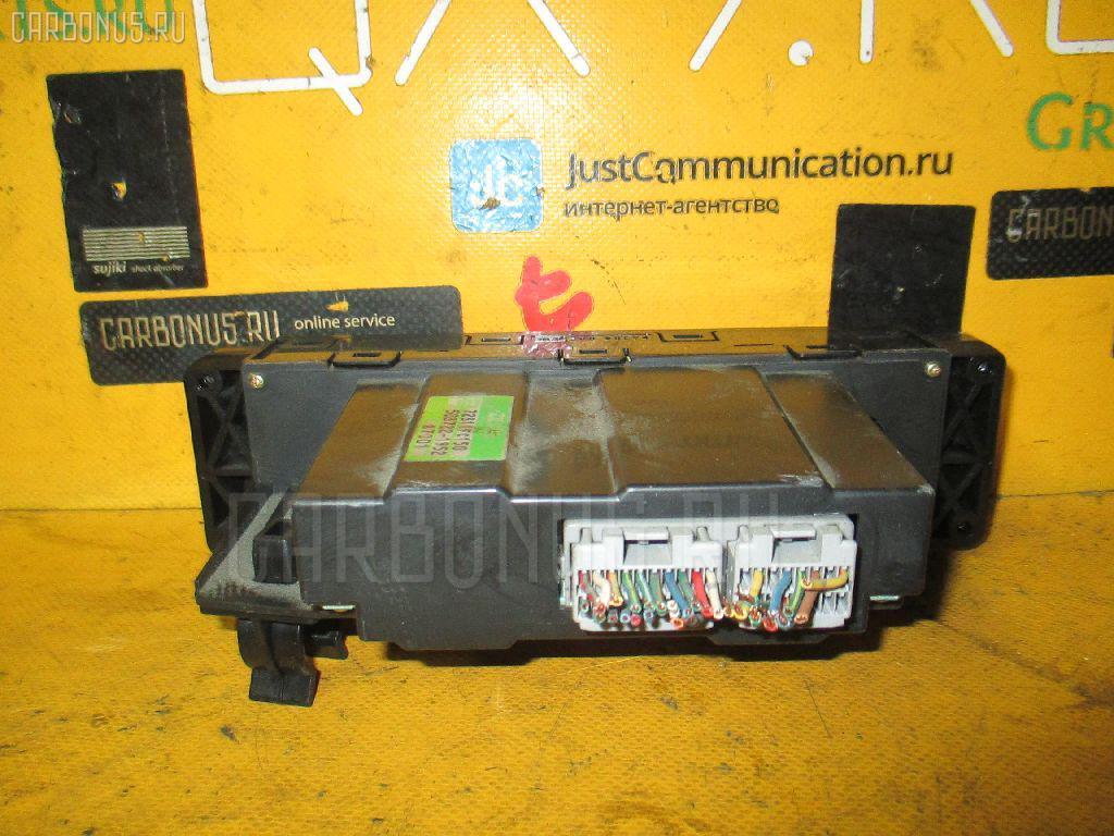 Блок управления климатконтроля SUBARU FORESTER SF9 EJ25. Фото 6