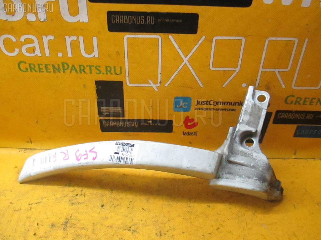 Планка задняя SUBARU FORESTER SF9 Фото 1