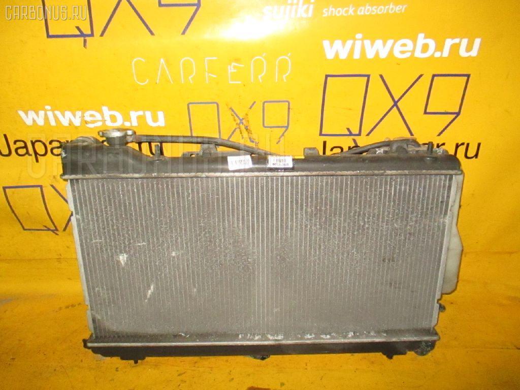 Радиатор ДВС SUBARU FORESTER SF9 EJ25. Фото 10