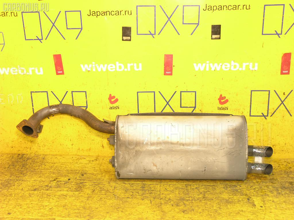 Глушитель MITSUBISHI DIAMANTE WAGON F36W 6G72 Фото 1
