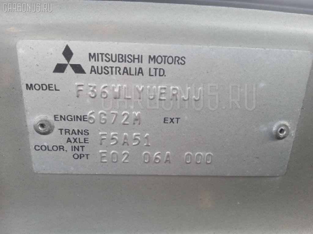 Багажник MITSUBISHI DIAMANTE WAGON F36W Фото 3