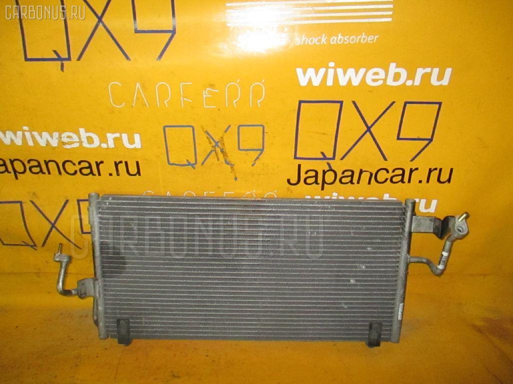 Радиатор кондиционера MITSUBISHI DIAMANTE WAGON F36W 6G72 Фото 2