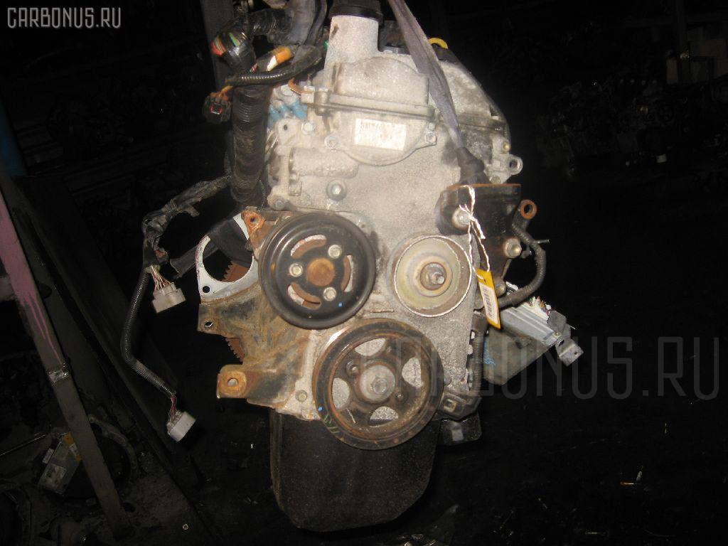 Двигатель TOYOTA PLATZ SCP11 1SZ-FE. Фото 8