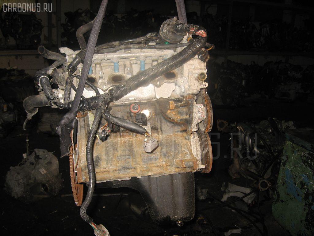Двигатель TOYOTA PLATZ SCP11 1SZ-FE. Фото 9
