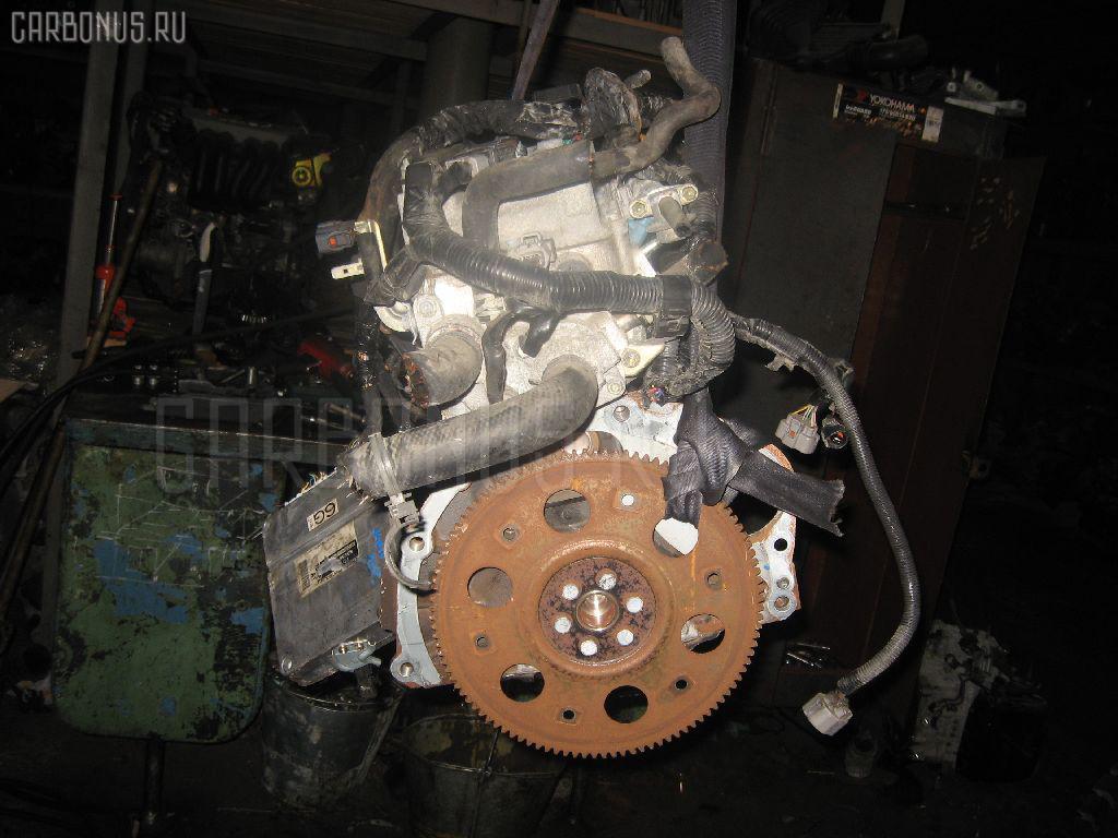 Двигатель TOYOTA PLATZ SCP11 1SZ-FE. Фото 10