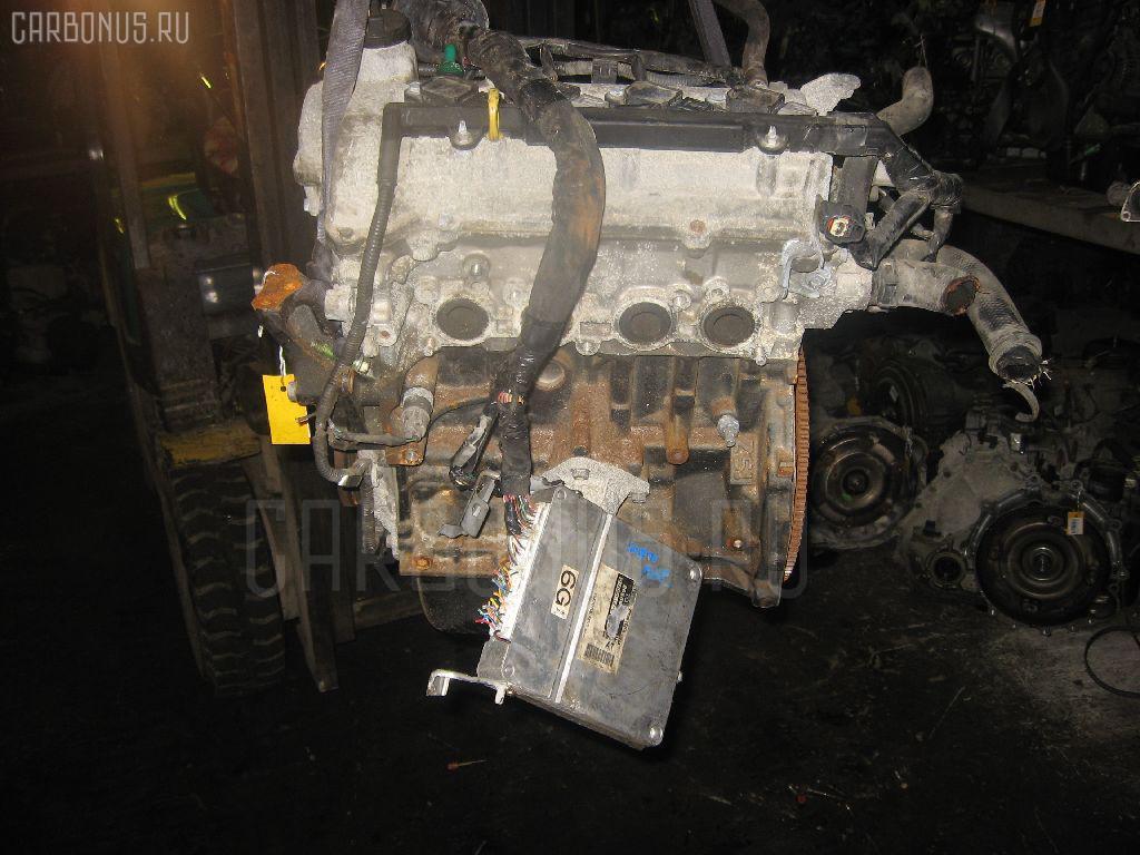 Двигатель TOYOTA PLATZ SCP11 1SZ-FE. Фото 11