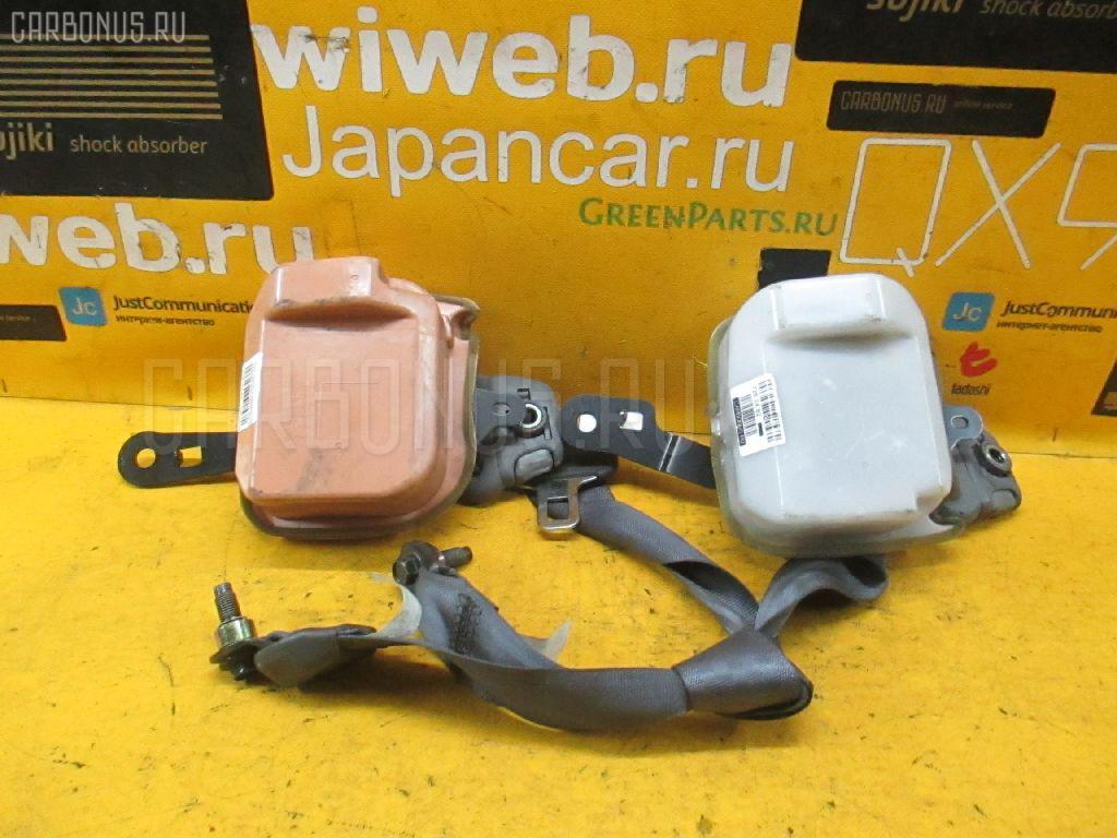 Ремень безопасности TOYOTA CROWN JZS155 2JZ-GE. Фото 8