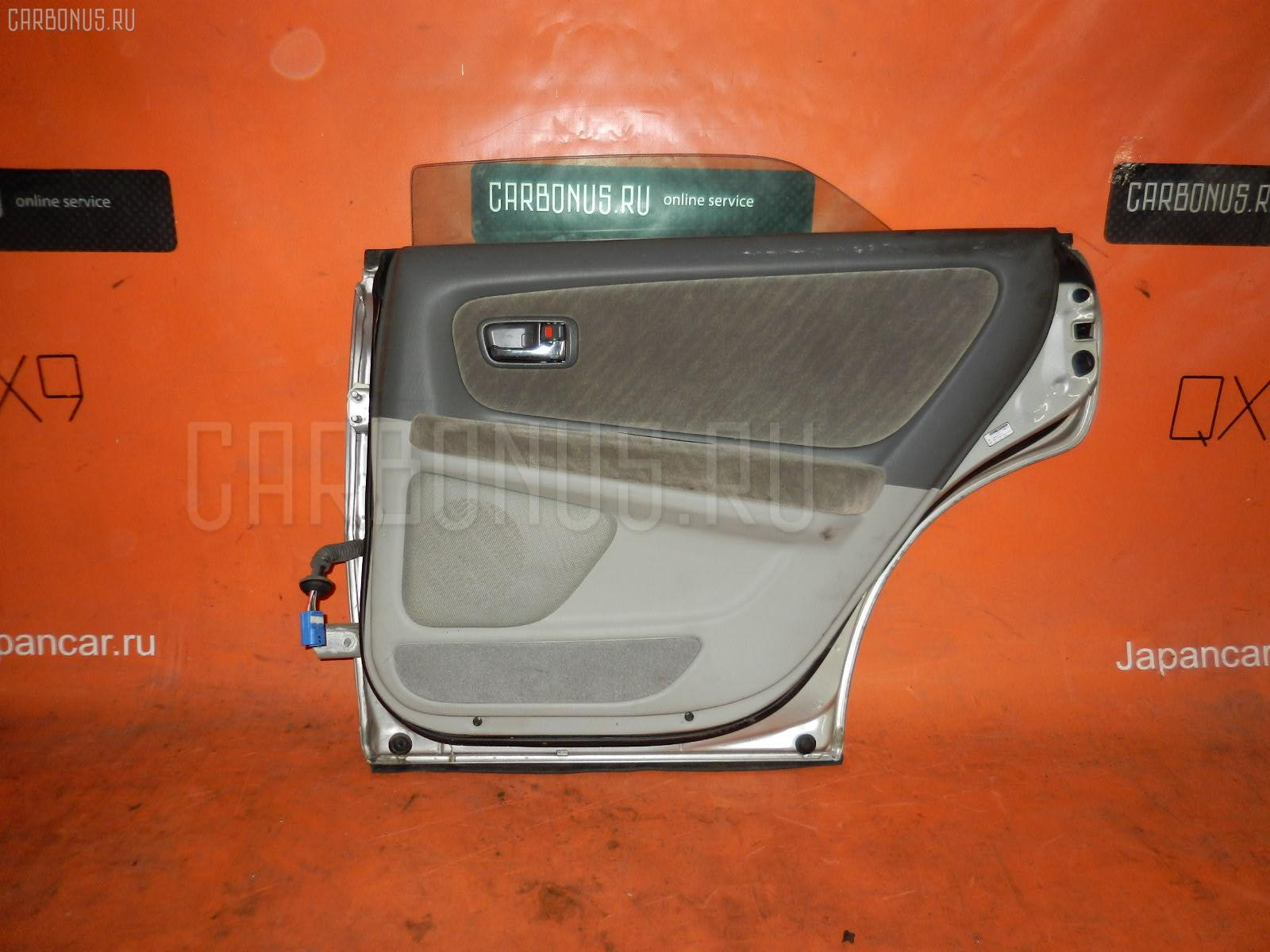 Дверь боковая TOYOTA CHASER GX100 Фото 1
