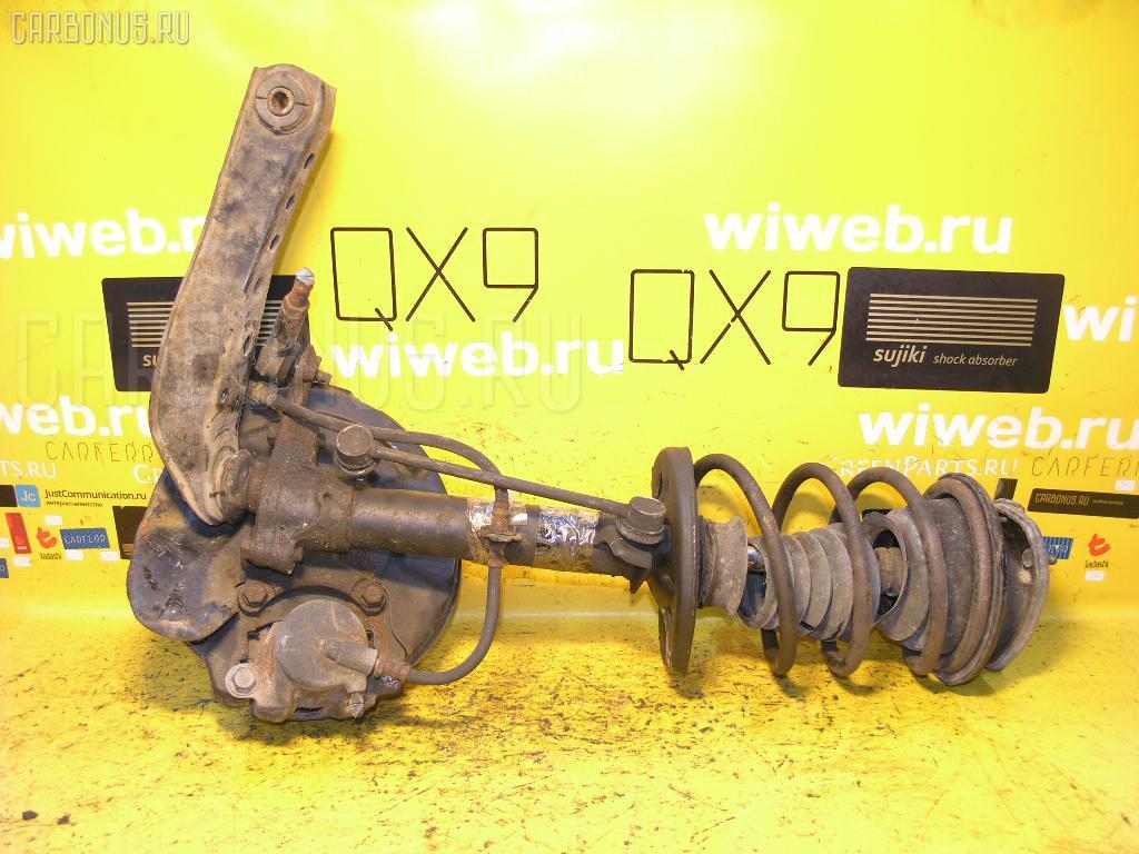 Стойка TOYOTA MARK II JZX81 1JZ-GE. Фото 5