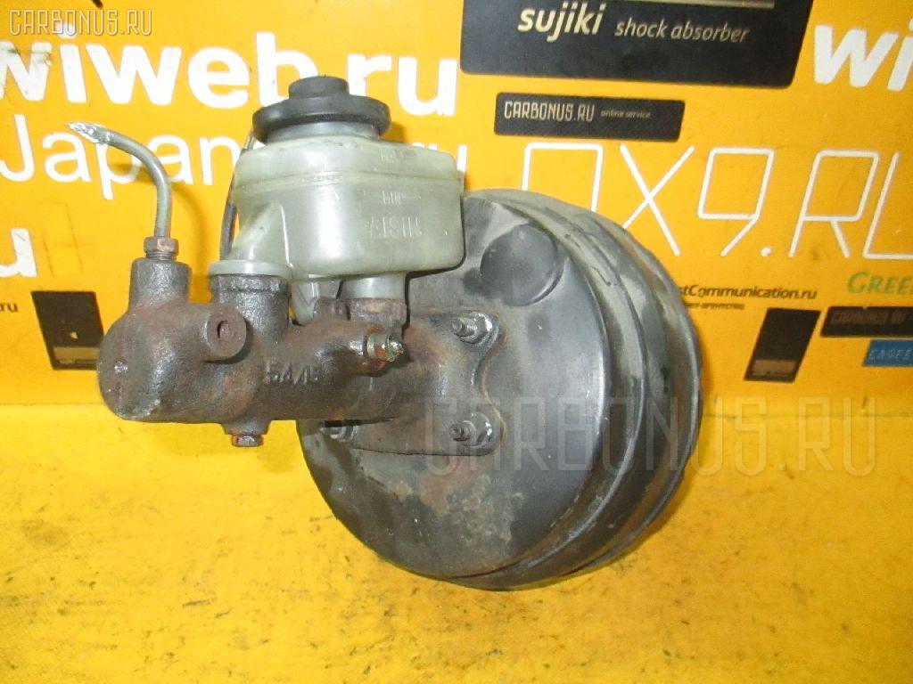Главный тормозной цилиндр TOYOTA MARK II JZX81 1JZ-GE. Фото 5
