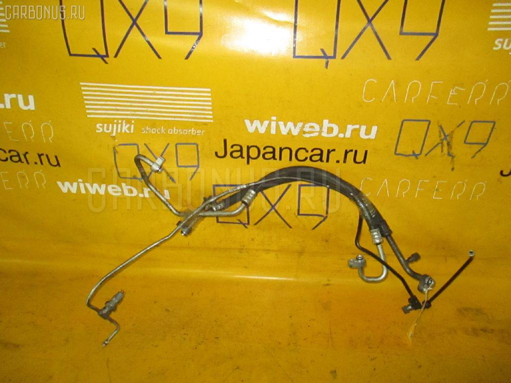Шланг кондиционера TOYOTA MARK II GX100 1G-FE. Фото 6