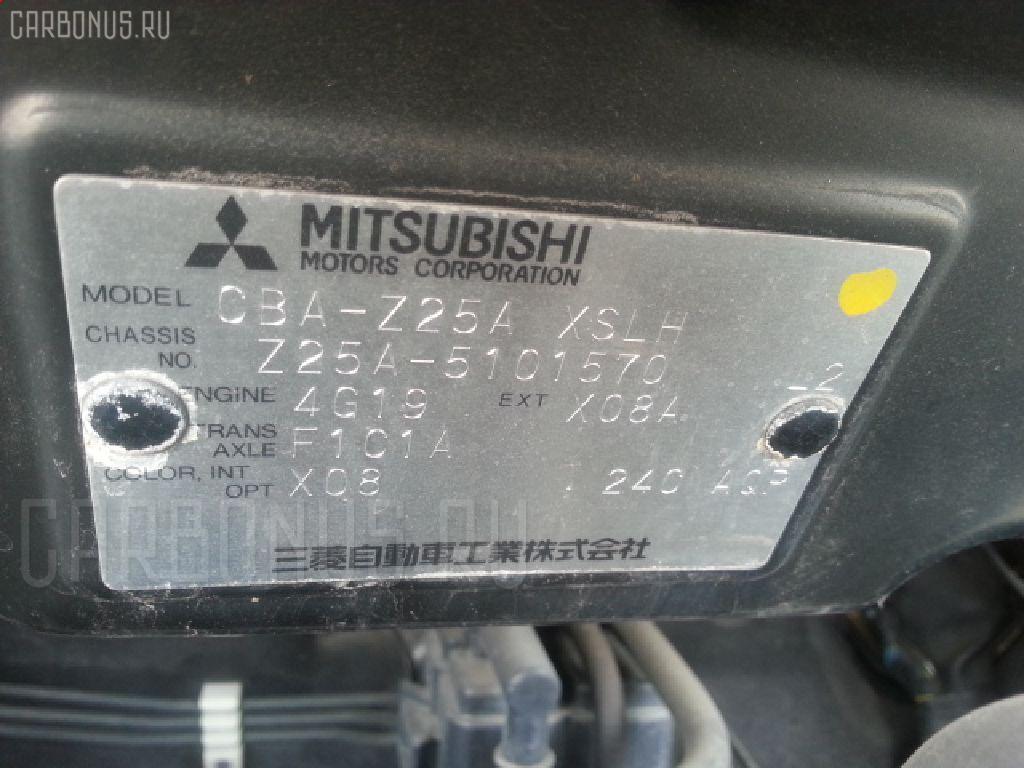 Решетка под лобовое стекло MITSUBISHI COLT Z25A Фото 2