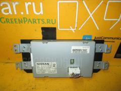 Монитор Nissan Teana J31 Фото 3