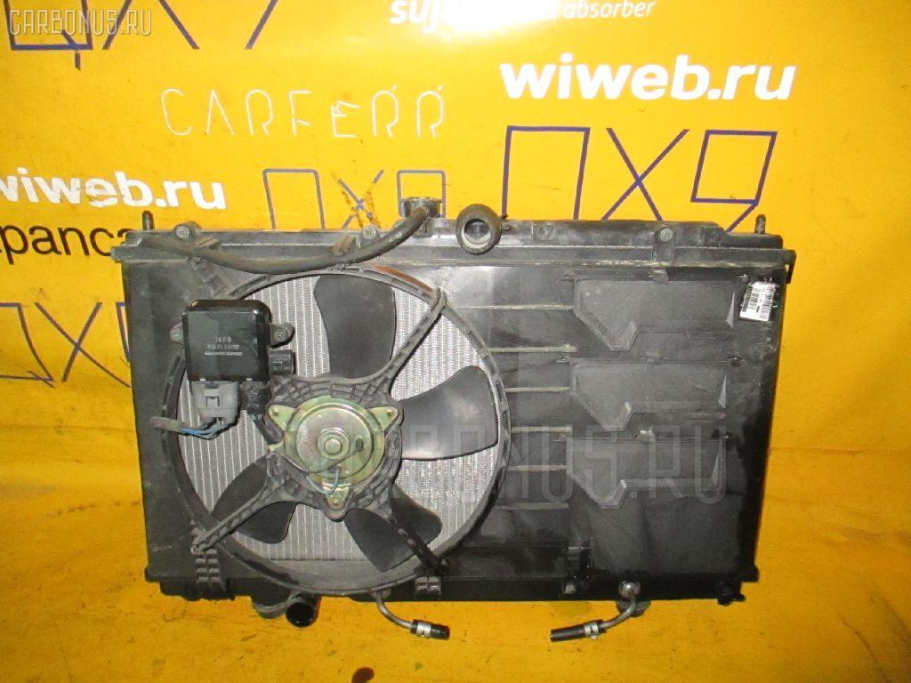Радиатор ДВС NISSAN TEANA J31 VQ23DE Фото 2