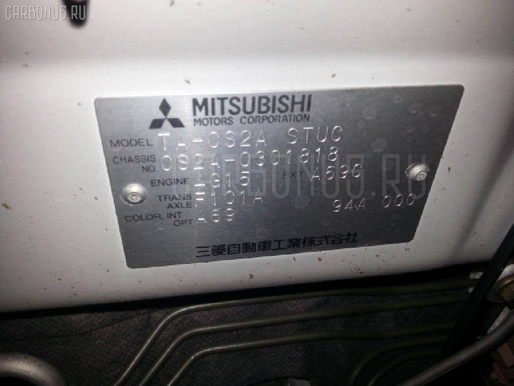 Блок управления климатконтроля MITSUBISHI LANCER CEDIA CS2A 4G15 Фото 3